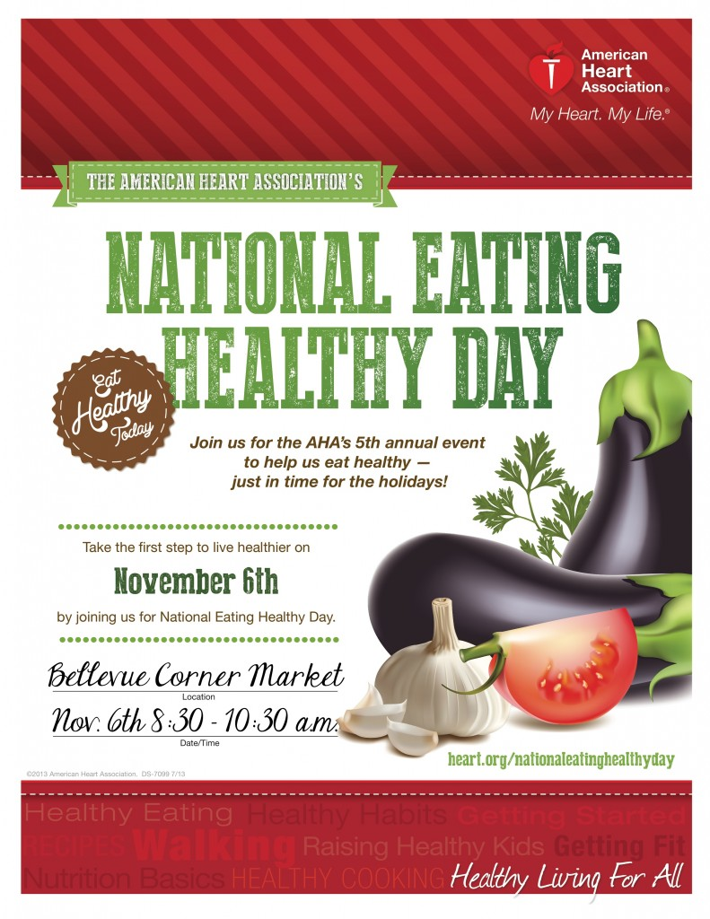 National Eating Healthy Day (FGH)